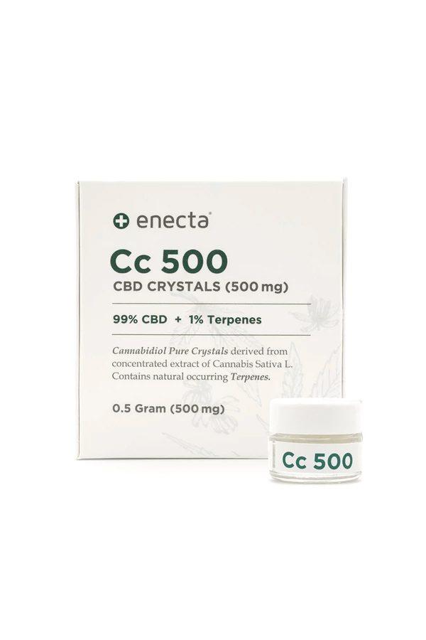 Cc500 CBD Κρύσταλλοι 500mg