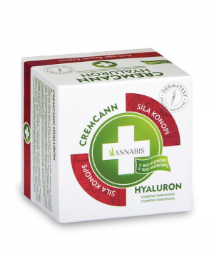 creamcann hyaluron konopny krem 50ml