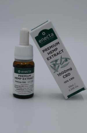 enecta cbd oil 10%