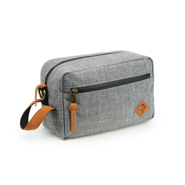 the stowaway toiletry kit odour proof bag